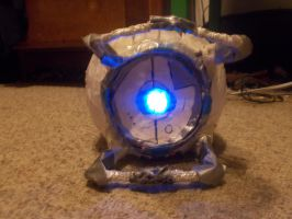 Wheatley Puppet by iClubBabySeals