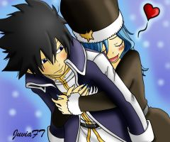 Gray x Juvia Embrace FT 269 Color by JuviaFT