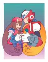 Love conection by Soul-Rokkuman