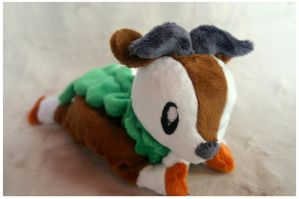 Skiddo Beanie by FollyLolly