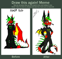 Improvement by DeathDragon13