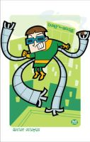 Doctor Octopus by Montygog