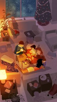 Home made picnic by PascalCampion