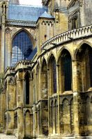 Open arches endlessly kneeling by cmhooley