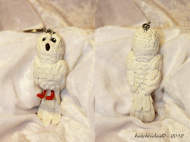 An owl for my father by AnimalisCreations