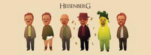 Heisenberg Facebook cover by tuhin98