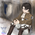 Captain Levi by Shiyuna