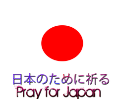 Pray For Japan by PurgatoryDean