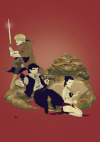 schwathing's Star Wars - Colored by centric-prometheus