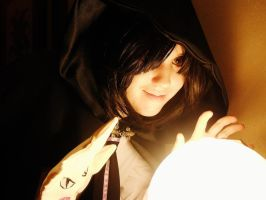 Finally Used To the Light by JavaCosplay