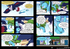 DD - Pages 29 - 30 by TamarinFrog