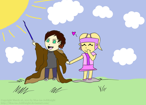 Star Wars: Let's Play Dressup by Moa-isa-JediKnight