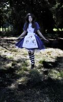 Alice:Madness returns cosplay by Zvezdakris
