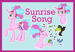 Sunrise Song ref (G3 to G4) by Bakufoon