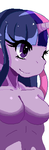 Twilight Sparkle Sprite by ss2sonic
