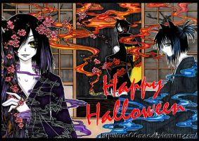 happy halloween 2010 by mao00mao