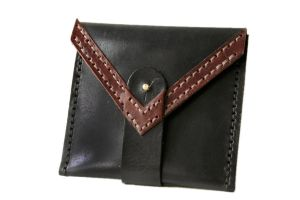 Steampunk Leather Wallet 1 by AmbassadorMann