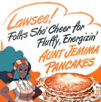 Aunt Jemima meets Pokemon. by rabid-riolu