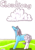 MLP: Cloudsong color by VioletWhirlwind