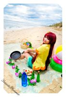 Ragnarok Online:Seaside Summer by Astellecia