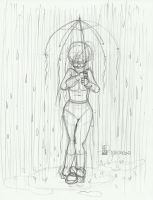 First Monsoon by kaspired