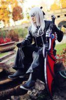Riku - Kingdom Hearts 2 Cosplay by Leon Chiro by LeonChiroCosplayArt