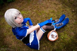 Pandora Hearts Echo_01 by Cra-zy-Frog