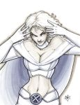Emma Frost the White Queen by ComfortLove