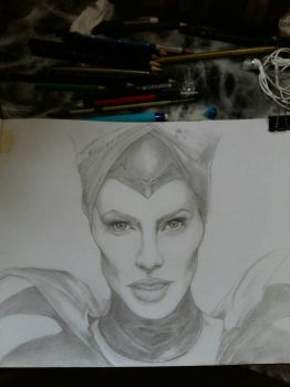 Maleficent by FEROCONI