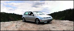 Volkswagen Golf GTI MkIV by billcronin
