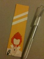leon kuwata, first try at papercraft by TrollscanFly