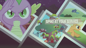 Spike @ Ur Servic by impala99