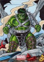 MU World War Hulk by tonyperna