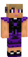Minecraft Skin - Melinda (GIF!) by Kitty-Spirit1