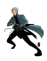 Vergil by reborn-gp
