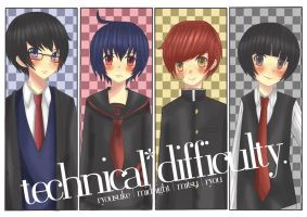 Technical Difficulty ! by Ryoukkun