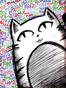 Gato by Elinuts
