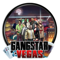 Gangstar Vegas Dock Icon by Akumafer