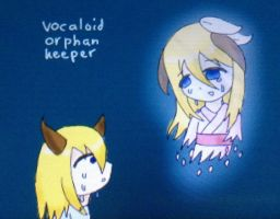 Vocaloid orphan keeper by TheSparkledash