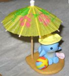 Summer Fun Quaggan Statue by Erajia