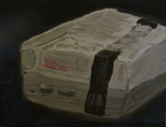 NES in Acrylic by MegaField64