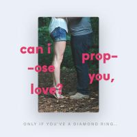 can i propose you, love? by prasil
