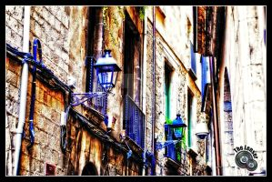 The Old Street by RiegersArtistry