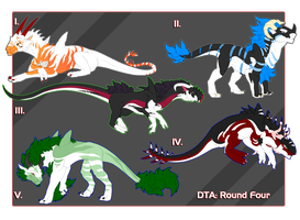 DTA -- Round Four (CLOSED) by RedtheGamr