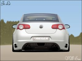 Vw Eos Rieger by LeemansJ