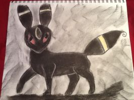 Yo umbreon, do a cool pose by Osmolives