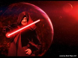 Darth Sidious by DarthWapoe