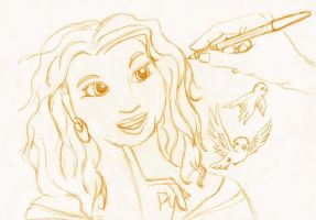 A Disney... Well.. Me by kvanhee