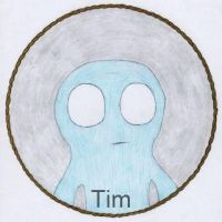 Tim - the illustrated book by Pumpkinwaffle