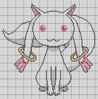Kyubey by lpanne